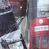 Лондон  (шторы + тюль) 4337, фото 4