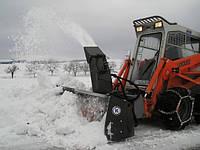 Снегоочиститель фрезернороторный (Снегометатель) Kovaco