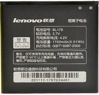 Аккумуляторная батарея Lenovo A288t, BL179 (1760 мАч)
