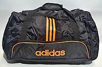 Спортивная дорожная сумка adidas оранж, фото 1