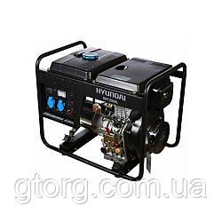 Генератор Hyundai DHY 6500L