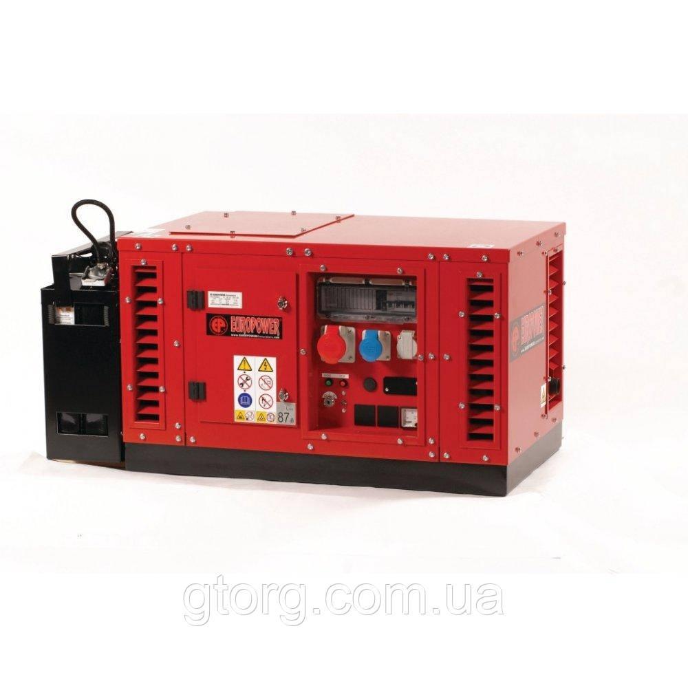 Генератор Europower EPS6500TE