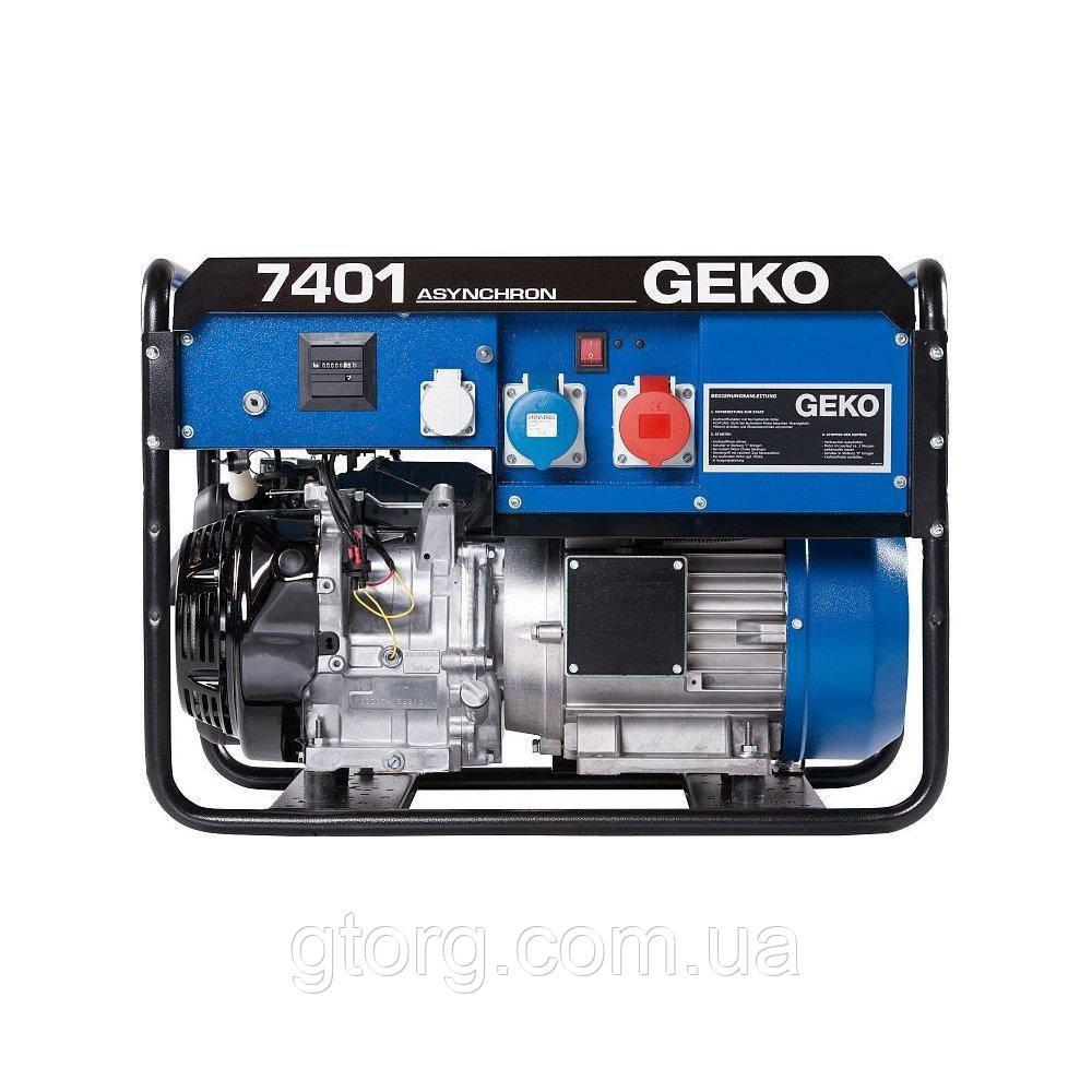 Генератор GEKO 7401 ED-AA/HHBA