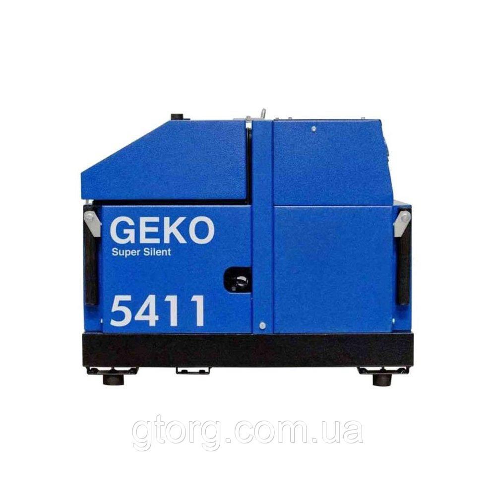 Генератор GEKO 5411ED-AA/HHBA