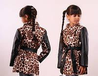 Детская куртка ветровка на девочку