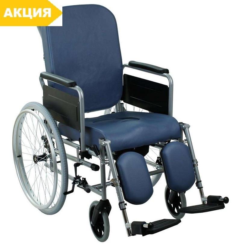 Инвалидное кресло-коляска с санитарным оснащением OSD