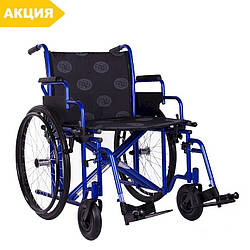 Усиленная инвалидная коляскаOSD Millenium HD