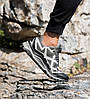 Кроссовки Xiaomi FreeTie Knob Strap Outdoor Running Shoes Gray Серые, фото 7
