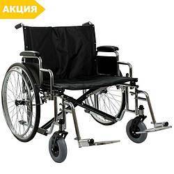 Усиленная инвалидная коляска 66 см А