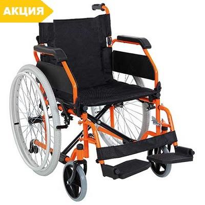 Инвалидная коляска Heaco Golfi 19 (активная) для дома и улицы