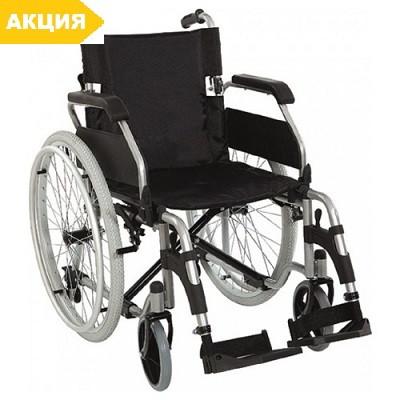 Инвалидная коляска Heaco Golfi 20 (раскладная) для дома и улицы