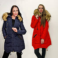 Распродажа Зимние Женские Куртки Парки Пуховики Фабричный Китай Размеры S-XXL (42-48)