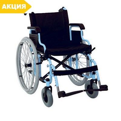 Инвалидная коляска Heaco Golfi 3 для дома и улицы