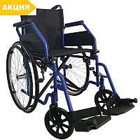 Инвалидная коляска OSD-ST-** складная для дома и улицы