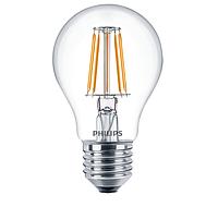 Лампа светодиодная LED Fila 4.3 - 50W E27 WW A60 ND PHILIPS