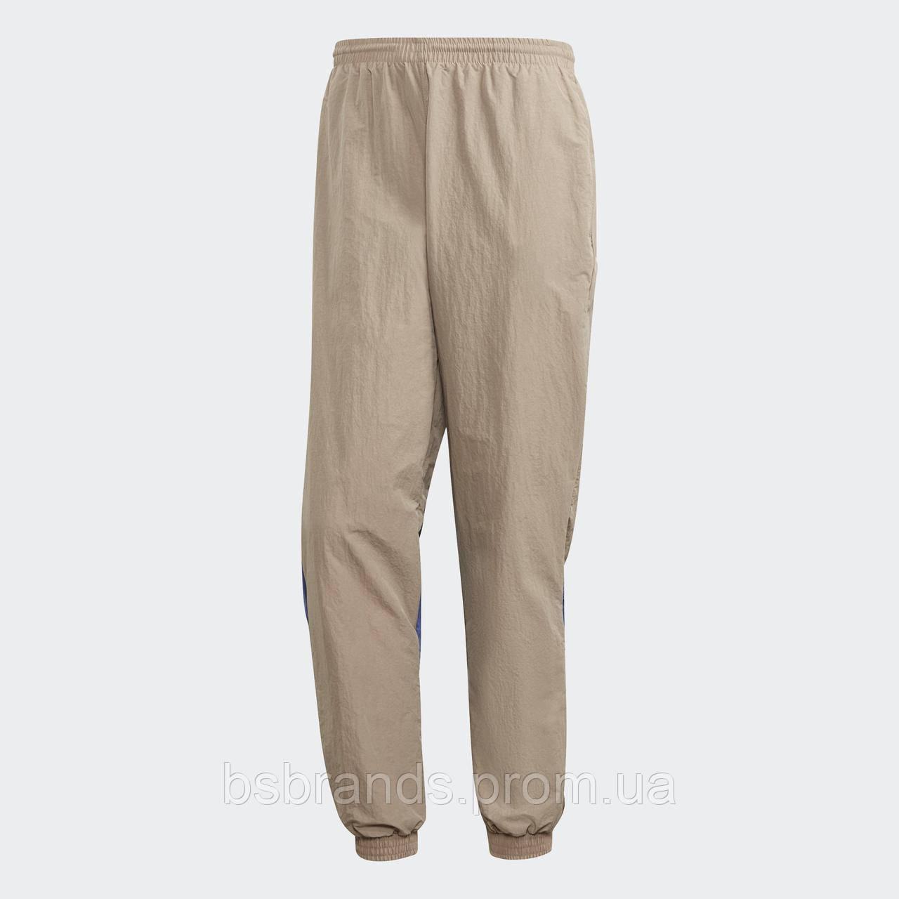 Мужские штаны-джоггеры адидас Big Trefoil Colorblock GE0816 (2020/2)