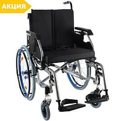 Инвалидная коляска для дома и улицы OSD-JYX7-** с независимой подвеской