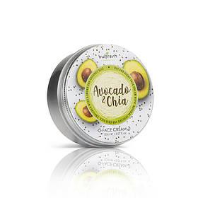 Крем для лица с маслами авокадо и чиа Avocado & Chia
