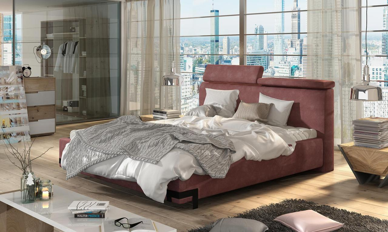 Кровать GINO 140x200 Wersal