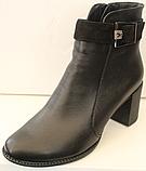 Ботинки женские на байке от производителя модель КС4120, фото 2