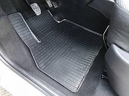 Гумові килимки (4 шт, Stingray Premium) Mercedes Citan 2013↗ рр.