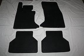 BMW 5 серія E-60/61 2003-2010 рр. Гумові килимки (4 шт, Stingray Premium)