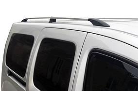 Рейлінги хром Стандартна база, Пластикові ніжки Mercedes Citan 2013↗ рр.