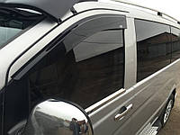 Mercedes Vito W639 2004-2015 гг. Ветровики (2 шт, Peflex)