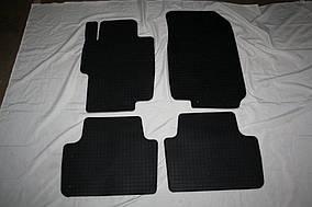 Honda Accord VII 2002-2007 рр. Гумові килимки (4 шт, Stingray Premium)