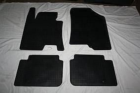 Hyundai I-30 2012-2017 рр. Гумові килимки (4 шт, Stingray Premium)