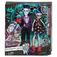 Куклы Слоу Мо и Гулия Йелпс Любовь не умирает Monster High Love's Not Dead Slo Mo & Ghoulia Yelps