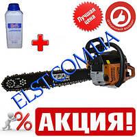 Бензопила Урал УБП-3900 профи (2 щины, 2 цепи)