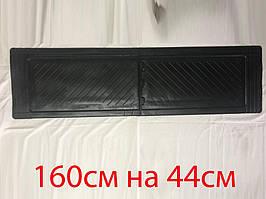 Задні килимки (2 шт, Stingray) Premium - без запаху гуми Renault Master 2004-2010 рр.
