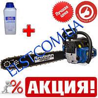 Бензопила Байкал ББП-4100 профи (2 шины, 2 цепи)