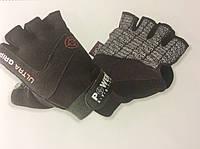 Перчатки для фитнеса мужские ULTRA GRIP  XL, фото 1