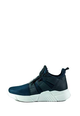 Кросівки підліткові MIDA синій 21286 (36), фото 2
