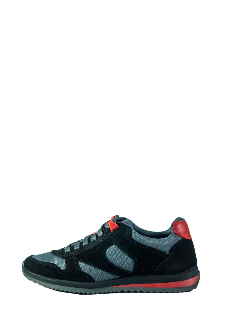 Кроссовки подростковые MIDA 31281-9-6 черно-серые (38)