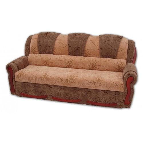Комплект Лорд 2 (диван + 2 раскл. кресла, ламель, кант)
