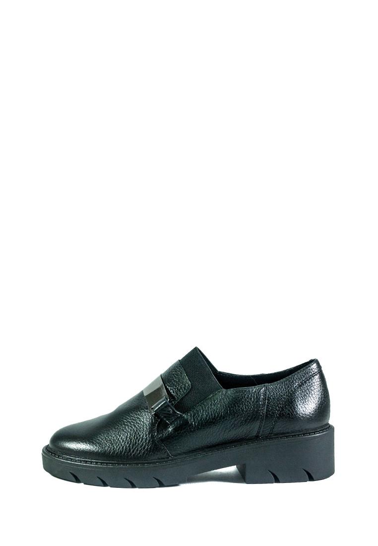 Туфли женские MIDA 210238-16 черные (38)
