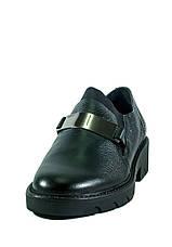 Туфли женские MIDA 210238-16 черные (38), фото 3