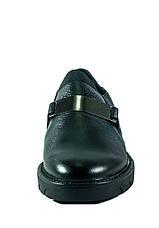 Туфли женские MIDA 210238-16 черные (38), фото 2