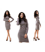Женское платье Косичка