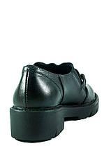 Туфлі жіночі MIDA чорний 21194 (36), фото 2