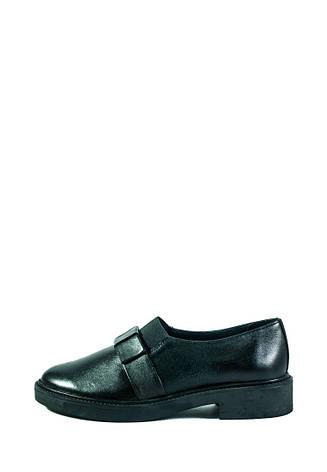 Туфли женские MIDA 210230-1 черные (37), фото 2