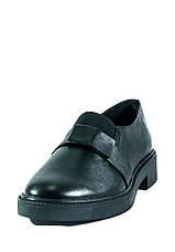 Туфли женские MIDA 210230-1 черные (37), фото 3