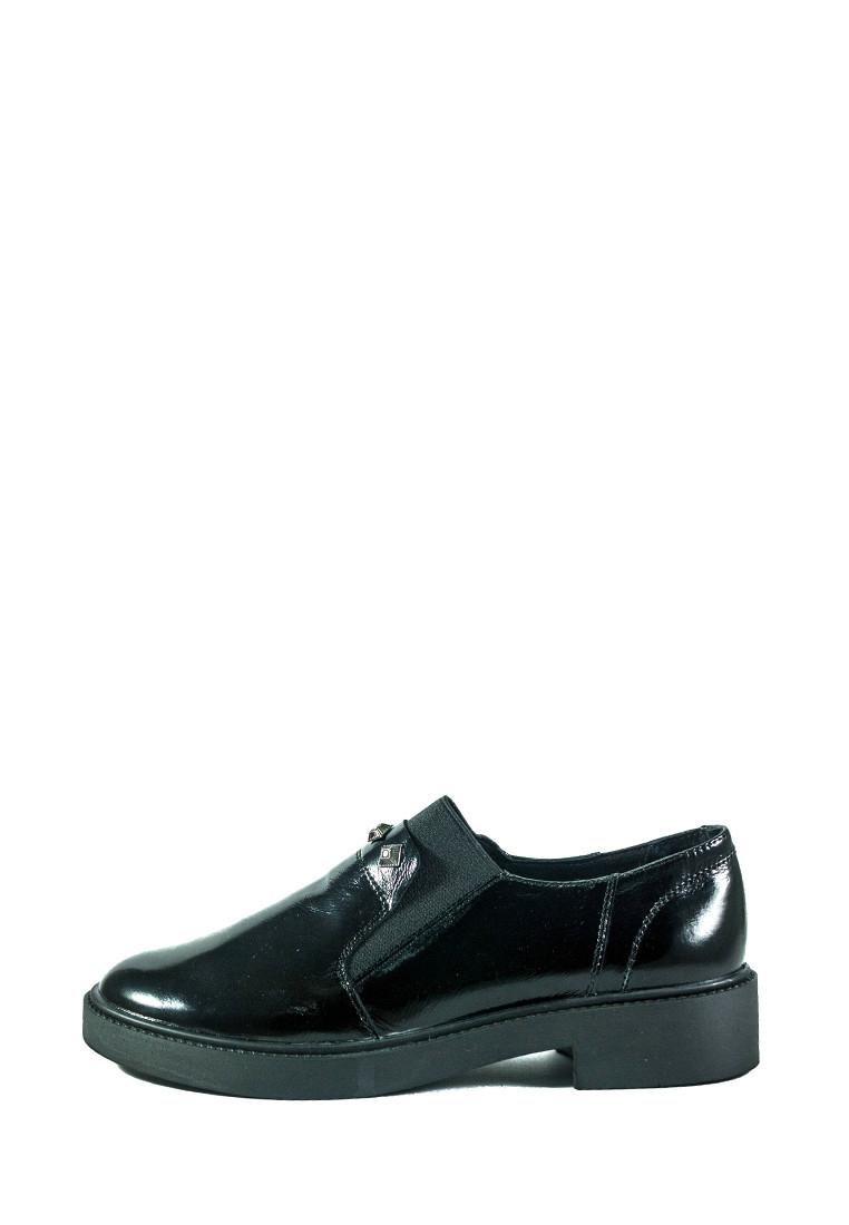Туфли женские MIDA 210219-134 черные (36)
