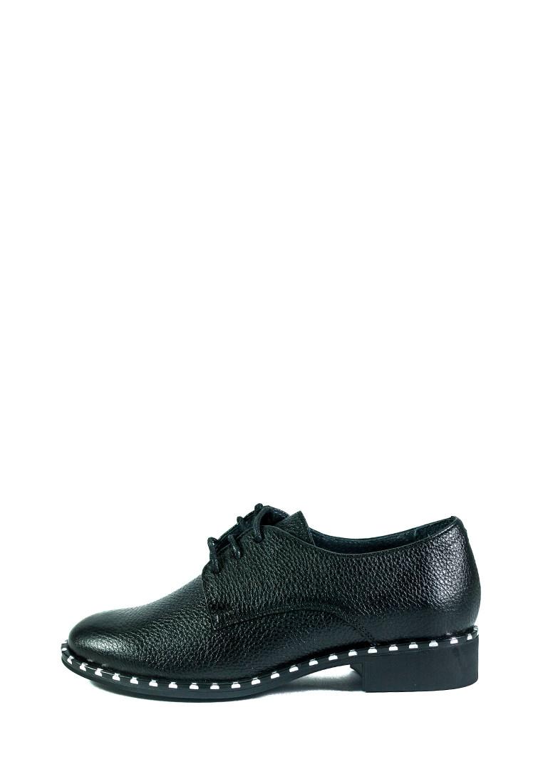 Туфли женские MIDA 210189-16 черные (36)
