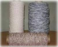 Нити для сосисок и сарделек бело/цветные крученые 430 текс, фото 2