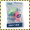 Беруши пенные Moldex Spark Plugs (Молдекс) 35 дБ