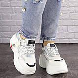 Женские стильные кроссовки Fashion Sabella 1390 40 размер 25 см Белый, фото 5